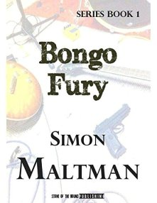 Bongo Fury Book 1 Cover