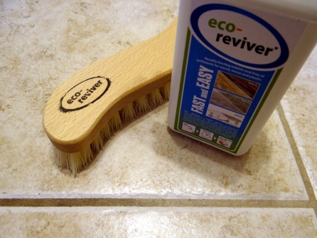 Eco-Reviver before and after